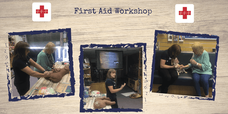 ANIMAL FIRST AID WORKSHOP tickets