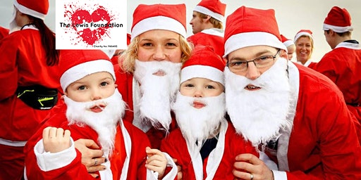 Volunteer - Northampton Santa Run & Walk 2019