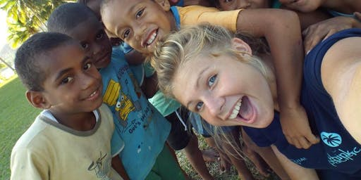 Volunteer in Fiji - Dundee Presentation