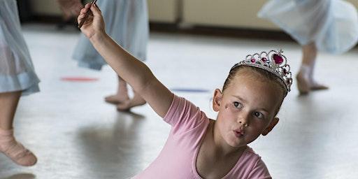 Swan Lake Children's Repertoire Workshop (London 2020)