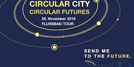 Circular Futures - Auf Tour durch die zirkuläre Stadt - FLUSSBAD TOUR Tickets