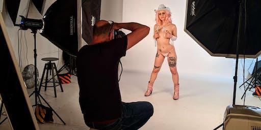 Private Studio Photoshoot