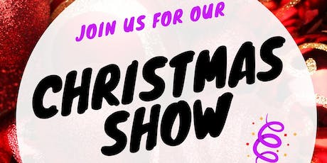 USDD Christmas Show at Glassbox Theatre - Friday 13th December 2019 tickets