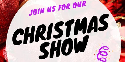 USDD Christmas Show at Glassbox Theatre - Friday 13th December 2019