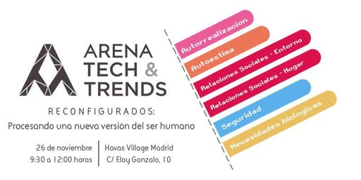 Arena Tech and Trends 2019
