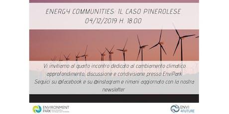 Energy Communities: Il caso pinerolese biglietti