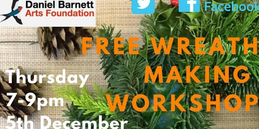 Christmas Wreath Making Workshop for Bereaved Parents & Carers