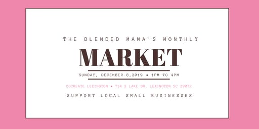 The Blended Mama's Monthly Market - Christmas Spirit