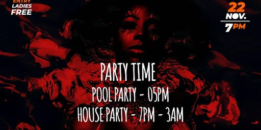 SIN CITY HOUSE PARTY