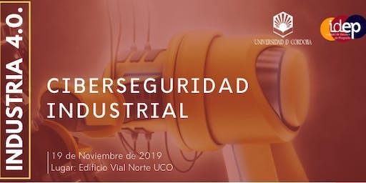 Jornadas en Ciberseguridad Industrial de la Universidad de Córdoba