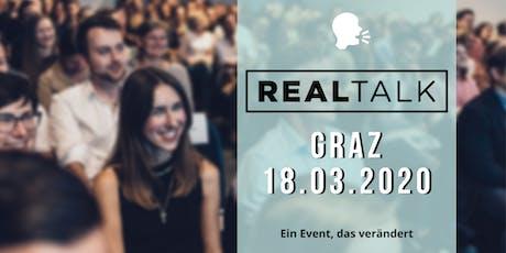 RealTalk IX - Ein Event, das verändert Tickets