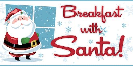 Ingram Borough - Breakfast with Santa