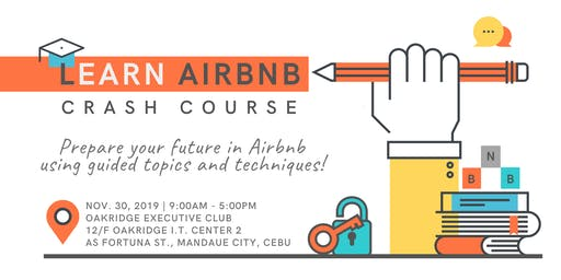 LEARN AIRBNB Crash Course