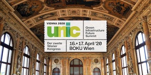 UNIC VIENNA 2020 Green Infrastructure Future Summit