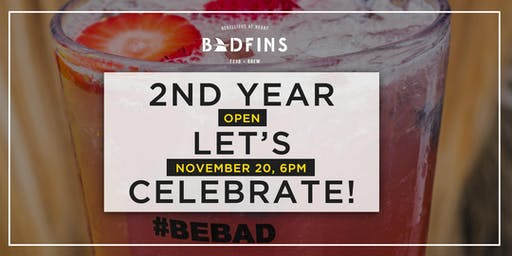 2 Year Anniversary Party - Let's Celebrate!