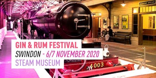 The Gin & Rum Festival - Swindon - 2020