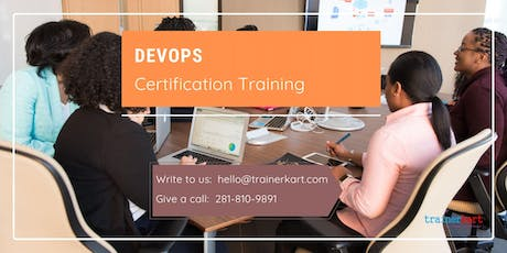 Devops 4 Days Classroom Training in  Bonavista, NL tickets