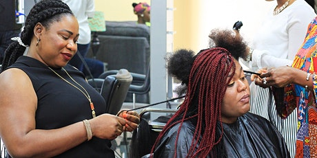 Nia's Ouchless Braiding Institute & Workshop tickets