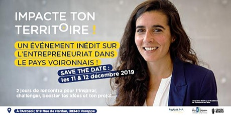 IMPACTE TON TERRITOIRE  - JOUR 2 billets
