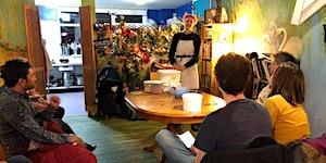 The Secrets of Vegan Cake - a workshop with John &...