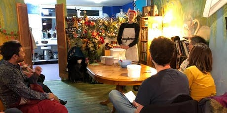 The Secrets of Vegan Cake - a workshop with John & Ziggy at The Art House tickets