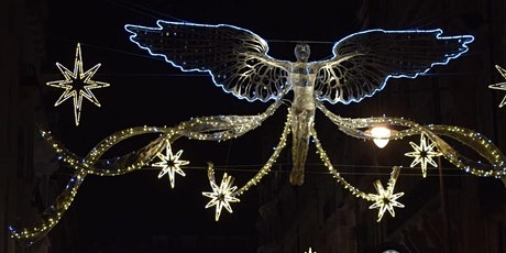 Christmas Glitter Tour: Lights of St James's and Regent Street - 18th December tickets