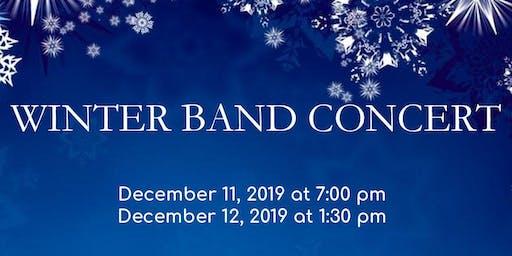 Winter Band Concert