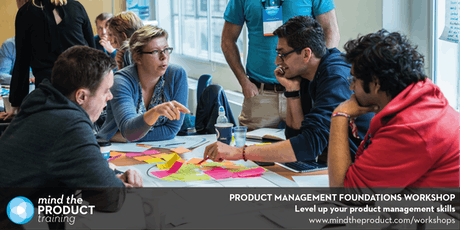 Product Management Foundations Training Workshop - Amsterdam tickets