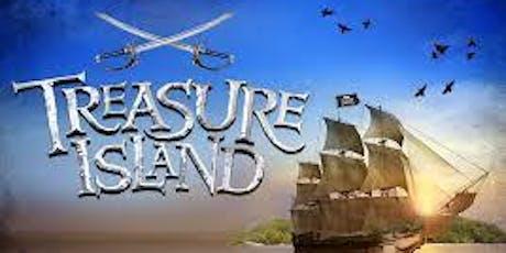 Treasure Island - Thursday 16th January tickets