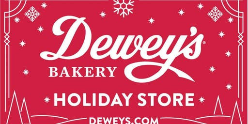 Dewey's Bakery Holiday Store