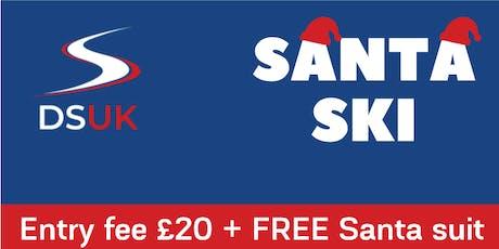 DSUK Santa Ski tickets