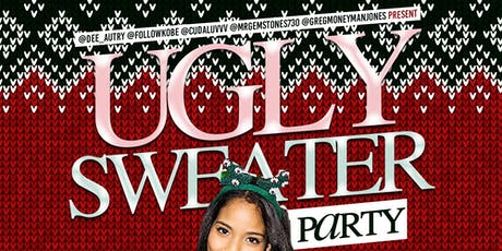 """2nd fridays at vault present """"Ugly Sweater Party"""" tickets"""