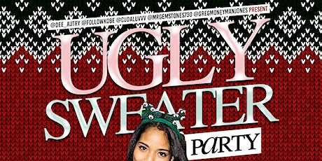 "2nd fridays at vault present ""Ugly Sweater Party"" tickets"