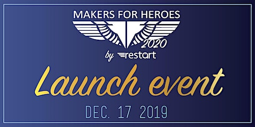 Makers for Heroes 2020 Launch Event \ אירוע השקה של מייקרס פור הירוס 2020