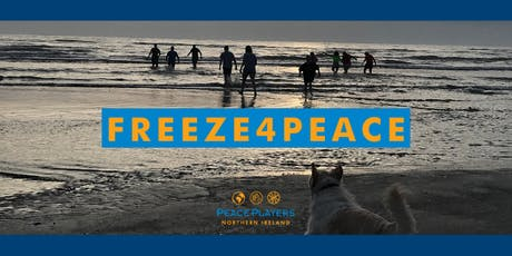 #Freeze4Peace Challenge tickets