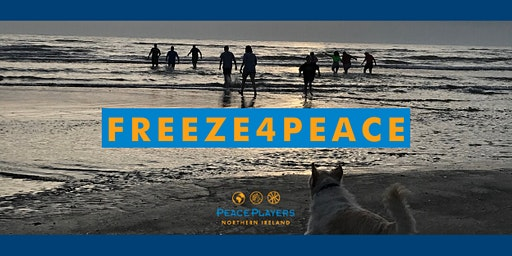 #Freeze4Peace Challenge