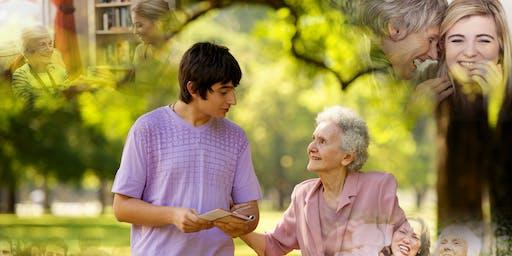 Förena människor över generationer genom delat boende och samverkan