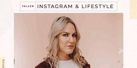 Taller de Instagram & Lifestyle entradas
