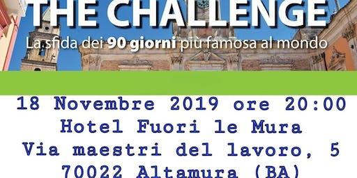 Challenge - Altamura