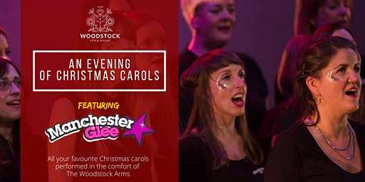 Carol Singing at The Woodstock with Manchester Glee Choir