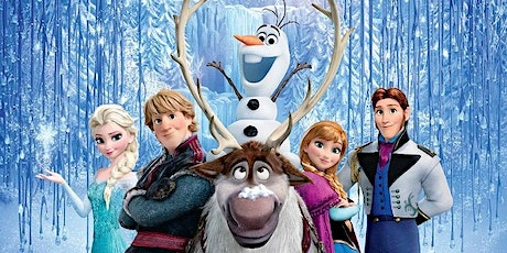 Christmas Children's Film: Frozen tickets