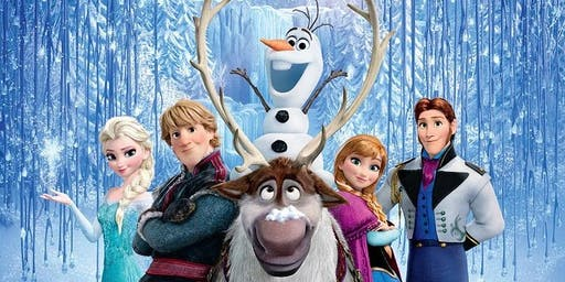 Christmas Children's Film: Frozen