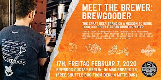 Meet The Brewer: BrewGooder und unterstützt mit uns # 26