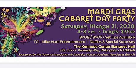 Mardi Gras Cabaret Day Party tickets