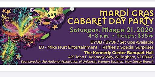Mardi Gras Cabaret Day Party
