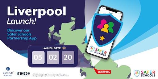 Safer Schools Launch - Liverpool