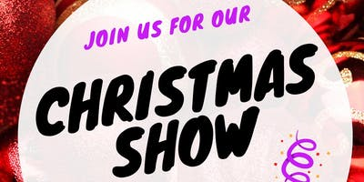 USDD Christmas show @ GlassBox Theatre - Friday 13th December 2019
