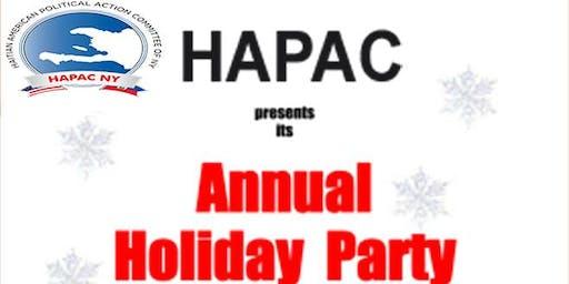 HAPAC HOLIDAY PARTY