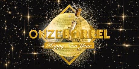 ONZEBORREL | Happy New Year tickets