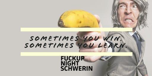 Fuckup Night Schwerin | No.2
